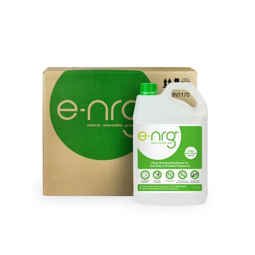 E-NRG Bioethanol Fuel - 40 Litres - Free Delivery (UK Mainland only) image